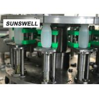 Quality Low Cost Packing Juice Filling Machine With The  High Pressure Blow Dryer for sale