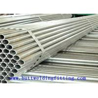 Quality 15Mo3 13CrMo44 Nickel Alloy Pipe / Seamless Alloy Steel Tube A335-P1 DIN17175 for sale