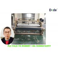 Quality Single Nozzle 280CM Wate Jet Loom Production Dobby Weaving Shedding for sale