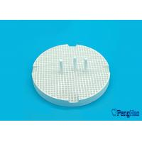 Quality 80mm*10 Round Honeycomb Firing Tray Dental Lab Crowns & Bridges Firing Usage for sale