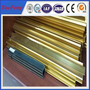 Quality Aluminium alloy price material aluminium hollow tube,19mm aluminium tube, aluminium 6061 for sale