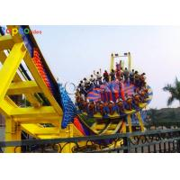 China Out Door Playground Flying UFO Rides 20 Seat Flying Disko Coaster on sale