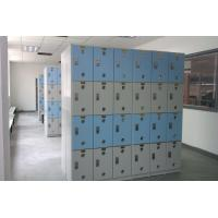 Quality Color Door 4 Tier Lockers With Software , PVC Material Swimming Pool Lockers for sale