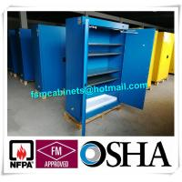 Buy Flammable Liquid Storage Cabinet, fireproof safety storage cabinets, yellow cabinetst at wholesale prices
