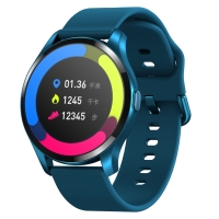 Quality Zinc Alloy Shell 320*320 Sport Touchscreen Smartwatch for sale