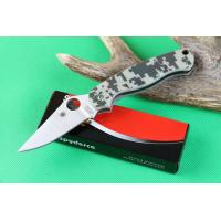 Quality Spyderco knife C81 for sale