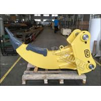 Quality NM400 Steel  Excavator Ripper Shank , Hitachi ZX200 ZX220 Excavator Frost  Ripper for sale