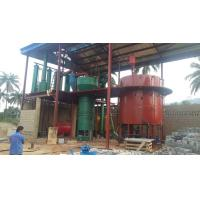 soybena oil production line