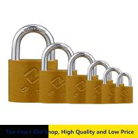 Quality Copper - Like Iron High Security Padlock Middle Beam Type Multi Sizes Optional for sale