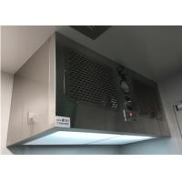 Quality Cleanroom Professional Ceiling And Wall Laminar Flow Air Diffusers With HEPA Filters for sale