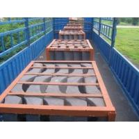 Quality Visual Inspection Predominantly Pearlite Cast Steel Mill Liners For AG Mills Hardness HRC33~42 for sale