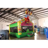 Quality Clown Indoor Bounce House For Kids for sale