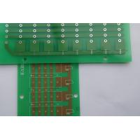 Buy cheap Customized Green Copper Circuit Board Single Sided PCB Board Making from wholesalers