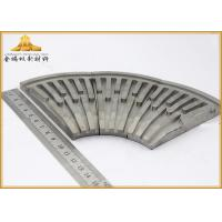 Quality Farm Implements Grey Tungsten Carbide Tools / Hard Alloy Grinding Block for sale