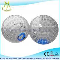 China Hansel inflatable zorb ball, Water ball, inflatable Walking ball on sale