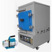 China Fast Heating Dental Sintering Oven , MoSi2 Heater High Temperature Box Furnace for sale