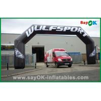 Quality Advertising Custom Inflatable Arch for sale