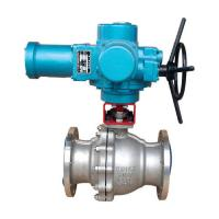 SS316 Floating Ball Valve Bare Shaft + Mounting Pad Drilling for sale