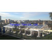 Clear roof cover tent, transparent clear span tent 15x40m for outdoor event for sale
