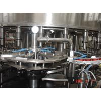Quality Automated Rotary Bottling of Edible Oil, syrup Piston Filling Capping Machine Equipment for sale