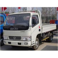 Quality Diesel Second Hand Lorry Dongfeng Brand 55 Kw Engine Power With Single Row Cab for sale