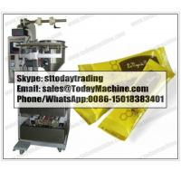 China automatic orange juice plastic film bag filling sealing packing machine on sale