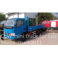 Quality Dongfeng Euro 3 small cargo truck for sale