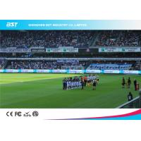 Quality Waterproof IP65 Stadium Perimeter Led Display P20 , Outdoor Sports LED Display for sale