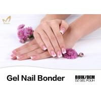 Quality Private Label Professional Gel Nail Bonder Easy Soak Off 12 Months Guarantee for sale