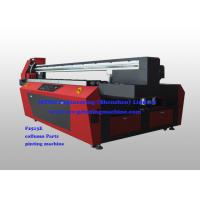 Quality Regular Round Industrial Printing Equipment 720 Dpi X 1440 Dpi For Glass Bottles for sale