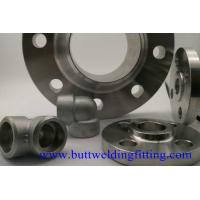 Buy 4'' S40 F304H 300LB Forged Steel Socket Welding Flanges ASME B16.5 at wholesale prices