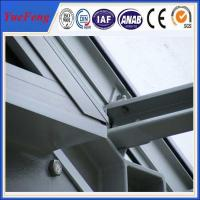 Quality supply profil aluminum extrusion, aluminium construction supplier, OEM aluminum profiles for sale