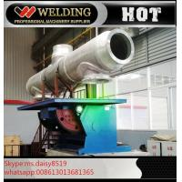 Quality 600Kg Boiler Pipe Welding Positioner Equipment 0.5rpm For Engineering Machinery for sale
