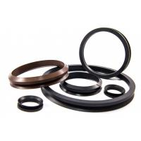 China D-ring-shiny for piston/rod seal|V-ring cloth combine v-belt seal for sale