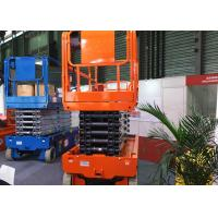 Quality Aerial Work Mobile Elevated Platform Self Propelled Lifting Platforms Equipment for sale