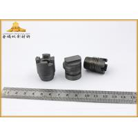 Buy Corrosion Resistance Tungsten Carbide Fuel Injector Nozzle With High Bending Strength at wholesale prices