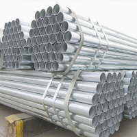 China Q235, Q345 Pre Galvanized Steel Profile ERW Welded Cold Rolled Steel Pipe Solar Structures for Solar Systems on sale