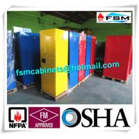 Quality Grounding Hazardous Material Storage Cabinets For Combustible Liquid for sale