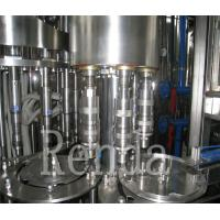 Buy 2000ml Carbonated Drink Filling Machine For Energy Drinks Bottle Washer Filler Capper at wholesale prices