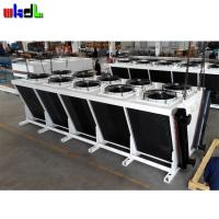 Quality V type high quality stainless steel industrial condenser coil dry cooler for sale