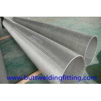 Quality Hot Rolled Nickel Alloy Pipe SCH40 20'' ASTM B622 N10675 Ni-Mo-Cr-Fe Alloy N10242 for sale