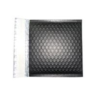 Quality Customized BETA Black Matt Gloss Metallic Bubble Mailer Envelopes for sale
