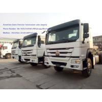 Quality 10 Tires SINOTRUK HOWO Cargo Truck chassis Euro 2 LHD 6X4 336HP HW76 Cabin for sale
