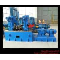 Quality High Efficient H Beam Flange Straightening Machine For Flange Thermal Deformation After Welding for sale