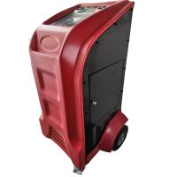 Quality Red Automotive Ac Recovery Machine for sale