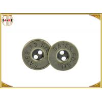 Quality Brass Plating Magnetic Bag Snap Fasteners , Hidden Magnetic Purse Closures for sale