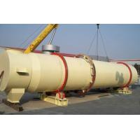 Mine Industrial Rotary Hot Air Dryer Machine 500kg - 8000kg Capacity for sale