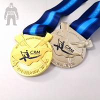 Quality Sports Kids Basketball Medals  Plated  Finish  Gold/ Silver  Rose Color Available for sale
