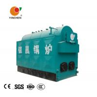 Quality Single Drum Industrial Coal Fired Steam Boiler Yinchen Brand DZL Series for sale