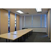 Buy cheap MDF Board Basic Material Aluminium Frame Hotel Movable Sound Proof Partition Wall from wholesalers